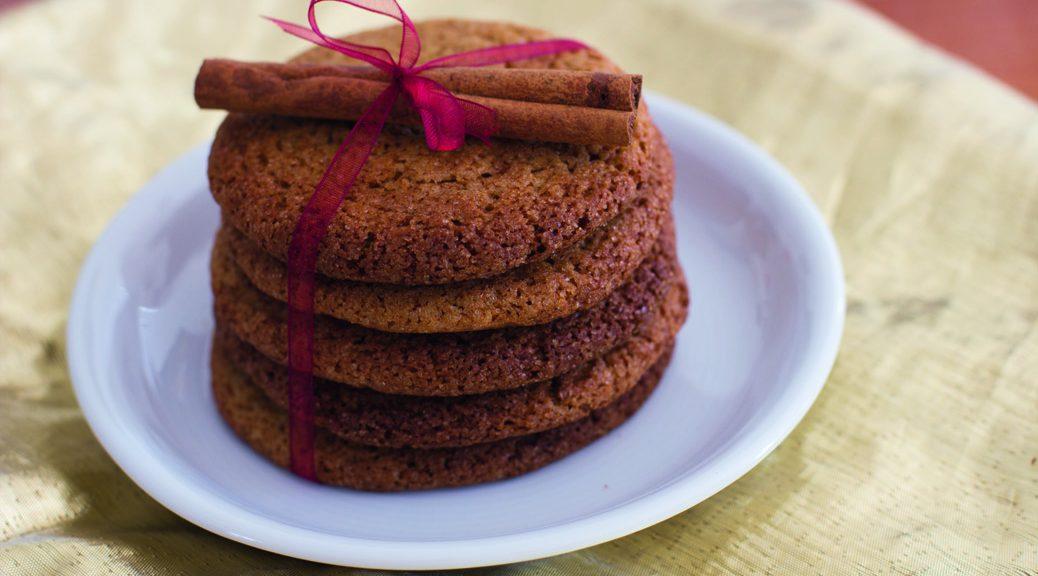 Molasses SPicce Cookies
