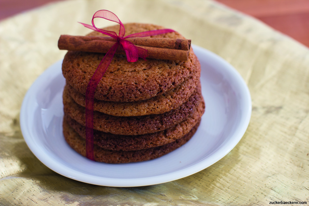 Molasses SPicce Cookies