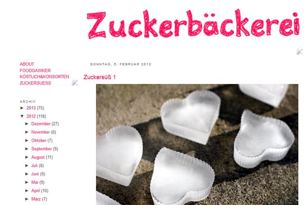 zuckerbaeckereibloggerscreenshot