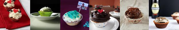 Rezeptsammlung: Cupcakes