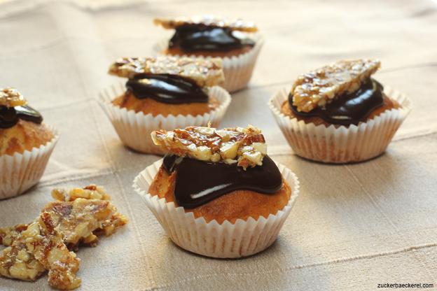 mandel-krokant-cupcakes