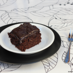 Zuchhini-Brownies