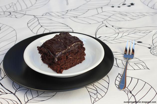 Zuchhini-Brownies