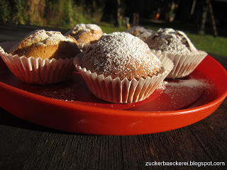 Walnuss-Joghurt-Muffins