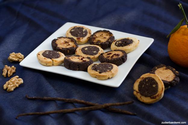 Luxuriöse Schwarz-Weiß-Kekse 2