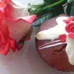 Valentinstagsschokomuffins