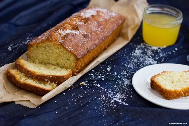 Kokos-Ingwer-Kuchen mit Orangensirup_1