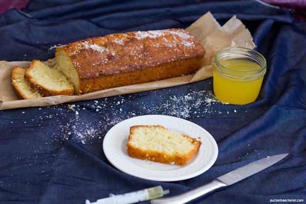 Kokos-Ingwer-Kuchen mit Orangensirup_2