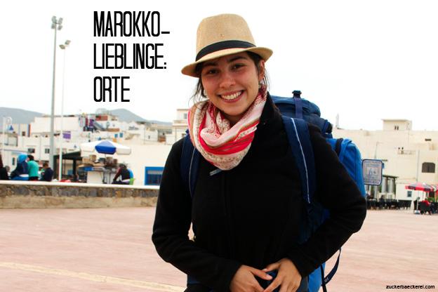 Marokkolieblinge - Orte