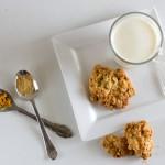 Orangen-Ingwer-Cookies