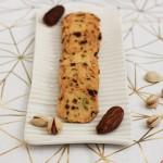 Dattel-Pistazien-Kekse mit Kardamom