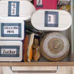 Meine Vorrats-Schublade