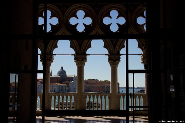 Blick aus dem Dogenpalast