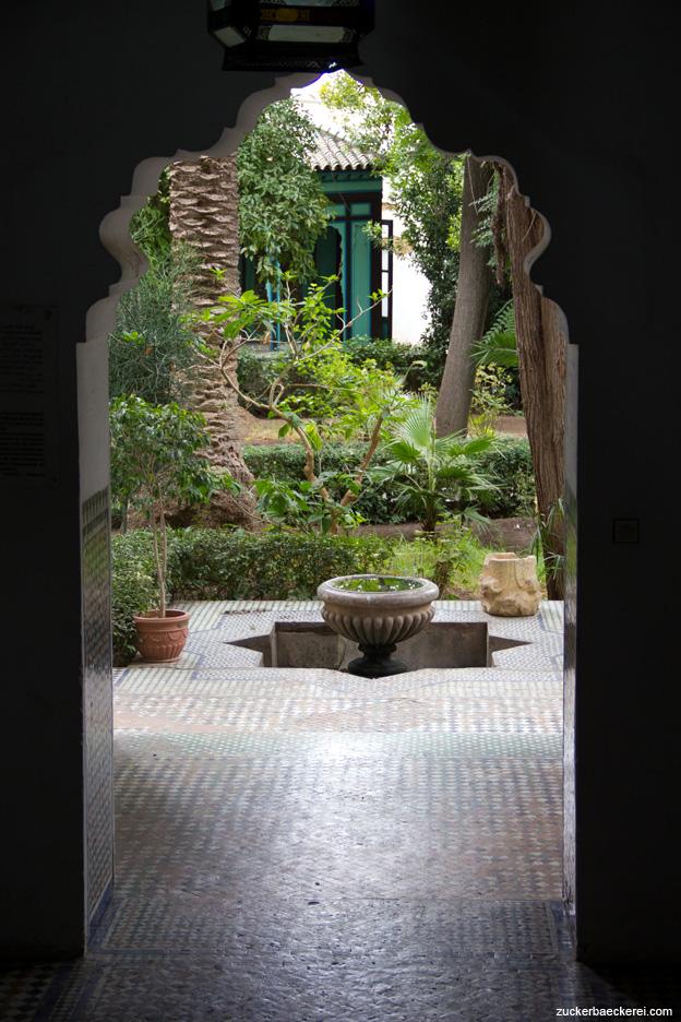 Meknes-Innenhof