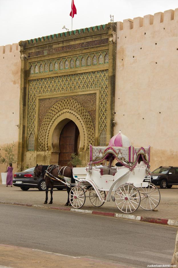 Meknes-Kutsche