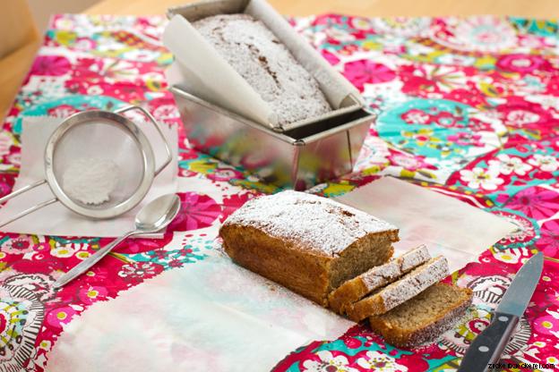 Mandel-Zitruskuchen mit Joghurt