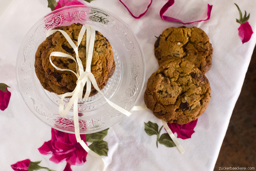 Bravetart's Chocolate Chip Cookies