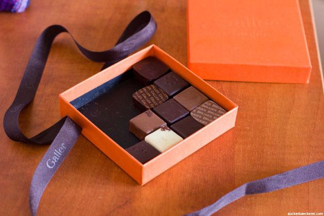 Galler-Schokolade