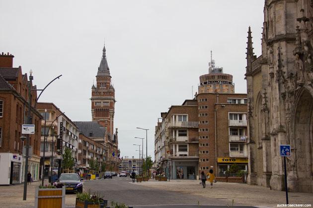 Stadtkern Dunkerque