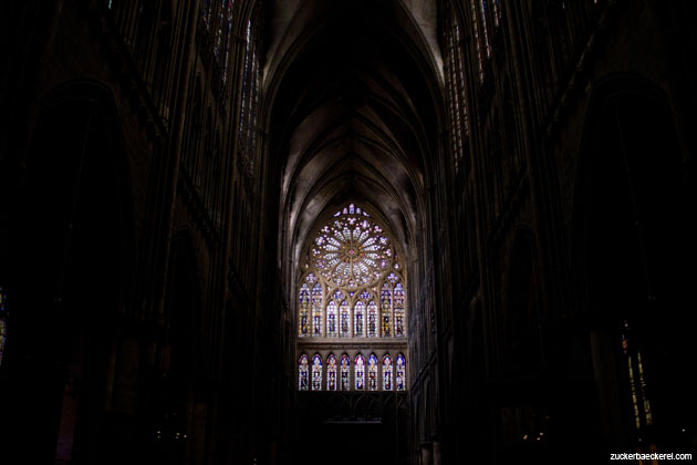 Fenster Kathedrale Metz