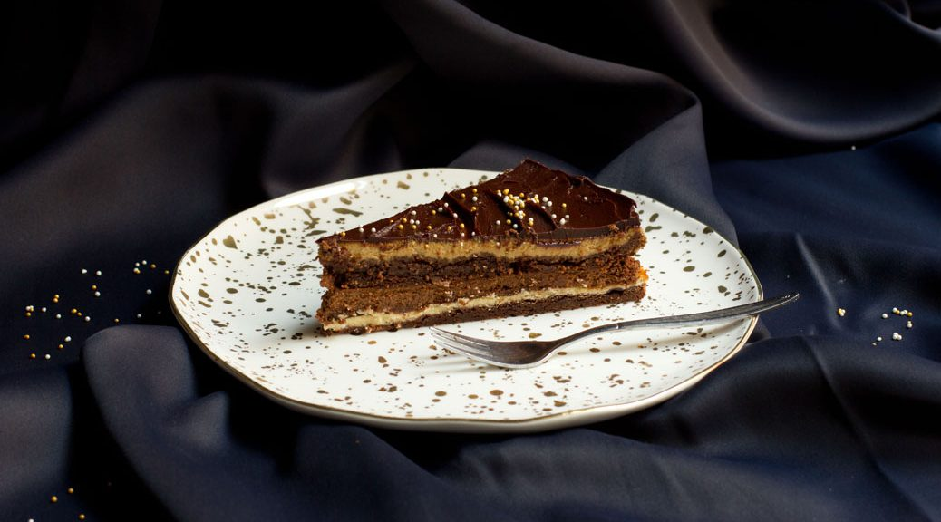 Schoko-Kaffee-Cheesecake