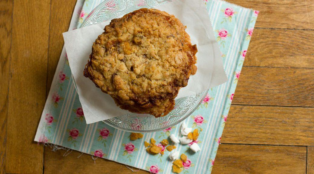 Milkbar Cookies, Vogelperspektive