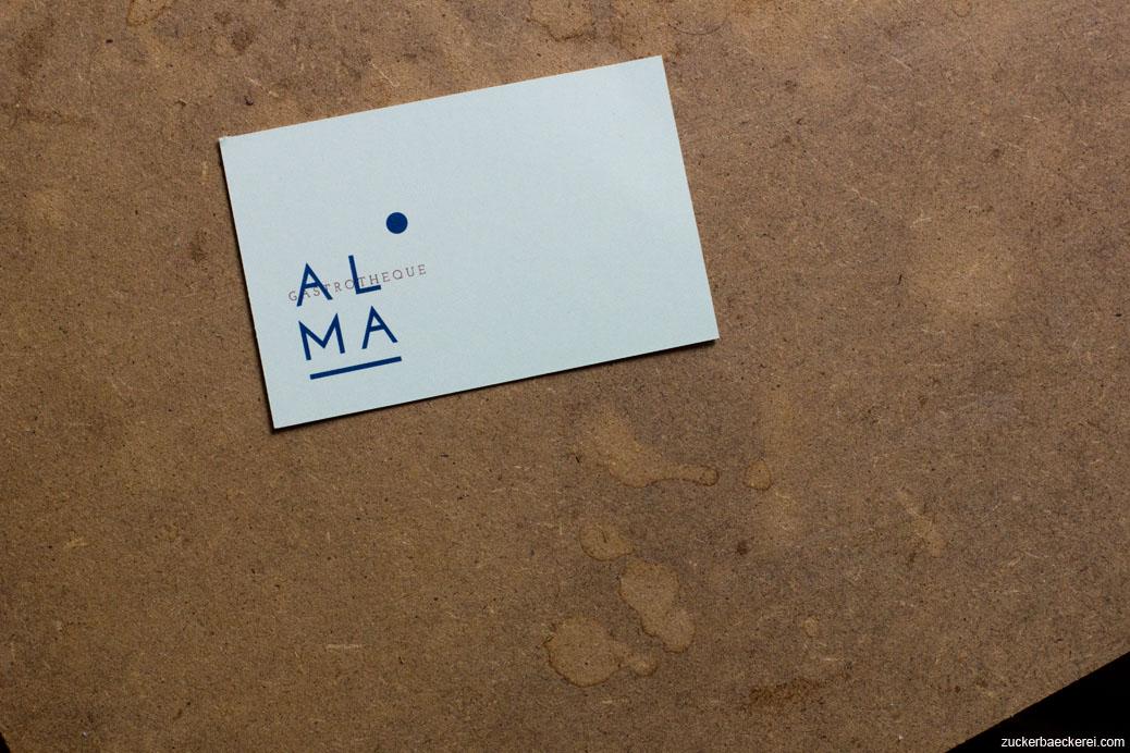 visitenkarte ALMA