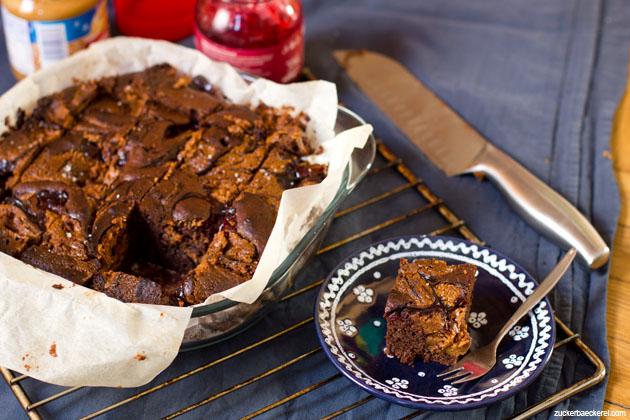 PBJ-Brownies
