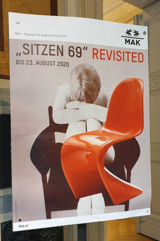 Sitzen 69 Revisited plakat