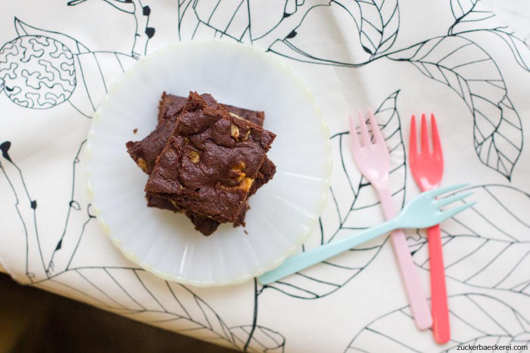 brownies ohne ei