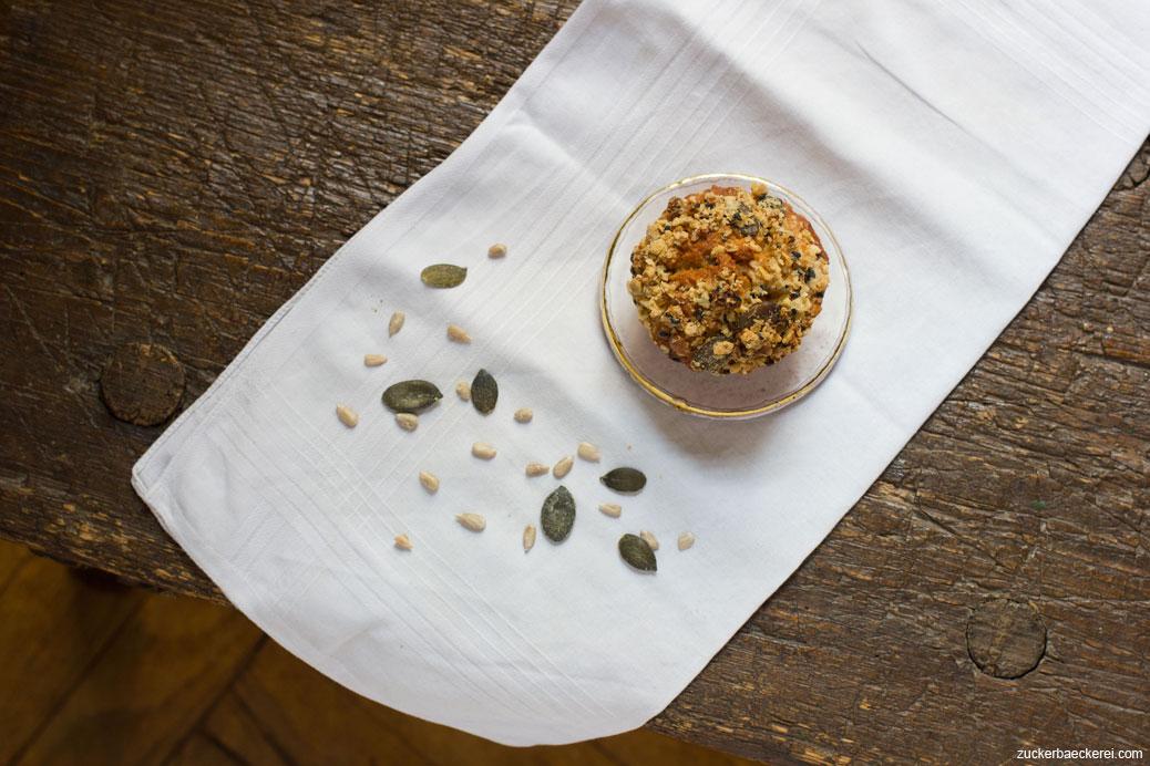 Kerndl-Muffins nach Ottolenghi
