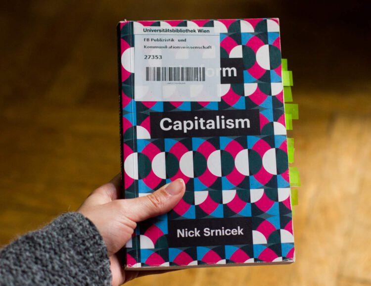 Buch: Platform Capitalism - Nick Srnicek