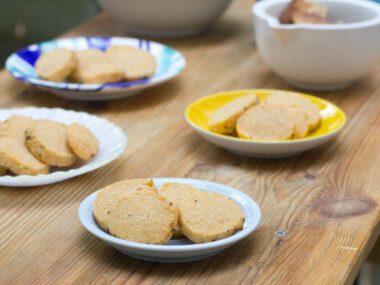 Parmesan-Kekse