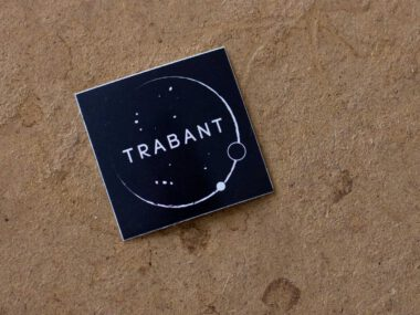 Sticker Trabant