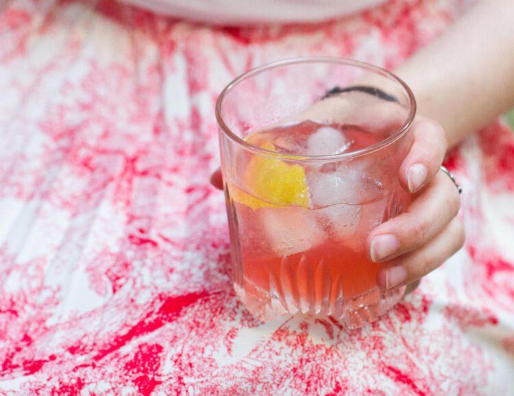 Jasmine Cocktail, passend zum Rock