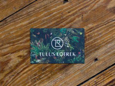 Visitenkarte Tulus Lotrek